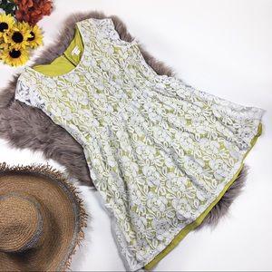 ☕️ 5/$20 Xhilaration Lace Mini Dress